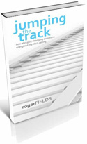 <i>Jumping the Track</i> by Roger Fields