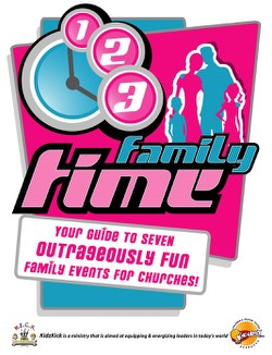 Creative Ministry Group: 1...2...3... Family Time! Download