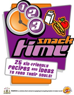 Creative Ministry Group: <i>1...2...3... Snack Time!</i> Download