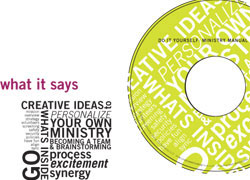Creative Ministry Group: Do It Yourself: Ministry Manual Toolkit CD-ROM
