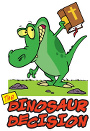 Kidzmatter's <i>The Dinosaur Decision</i> Kids' Church Curriculum Download