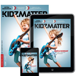 Kidzmatter Magazine - Ten Subscriptions