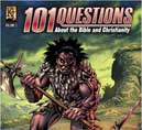 Kingstone Comics <i>101 Questions</i> Volume 3