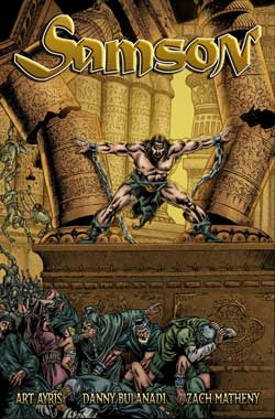 Kingstone Comics <i>Samson</i> Download