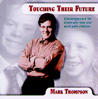 Touching Their Future CD