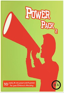 Minister2Kids' Power Pack Volume 2 PowerPoint Games