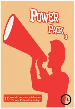 Minister2Kids' Power Pack Volume 3 PowerPoint Games