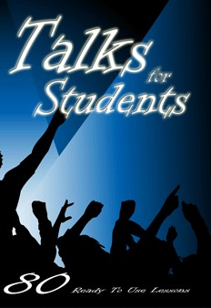 Minister2Kids' Talks for Students Lessons CD