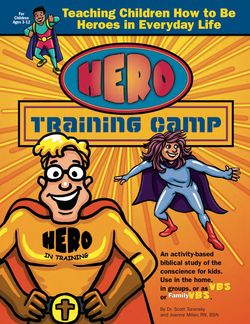 Hero Training Camp Children's Curriculum Download