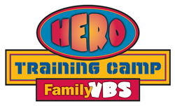 Hero Training Camp Family VBS Plus Kit