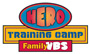 <i>Hero Training Camp</i> Family VBS Plus Kit