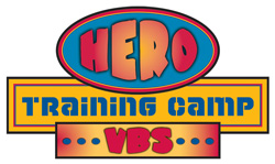 Hero Training Camp VBS Kit