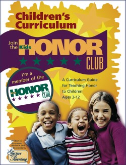 Kids Honor Club Children's Curriculum Download