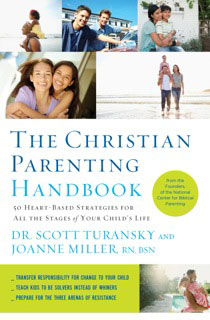 <i>The Christian Parenting Handbook</i>