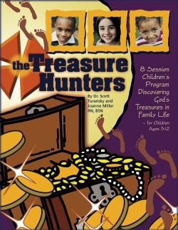 <i>Treasure Hunters</i> Children's Curriculum