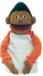 Creative Ministry Solutions <i>Aaron</i> Rod-Arm Puppet