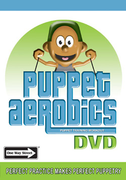 Creative Ministry Solutions Puppet Aerobics DVD