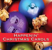 Creative Ministry Solutions Happenin' Christmas Carols   CD