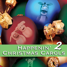 Creative Ministry Solutions Happenin' Christmas Carols  Volume Two CD