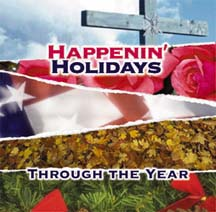 Creative Ministry Solutions Happenin' Holidays: Through the Year  CD
