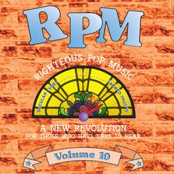 Creative Ministry Solutions Righteous Pop Music CD Volume 10