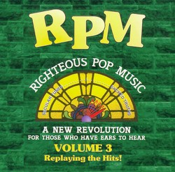 Creative Ministry Solutions Righteous Pop Music CD Volume 3