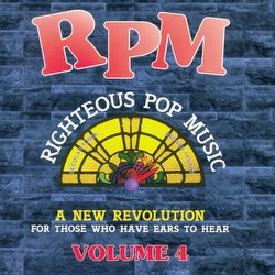 Creative Ministry Solutions Righteous Pop Music CD Volume 4