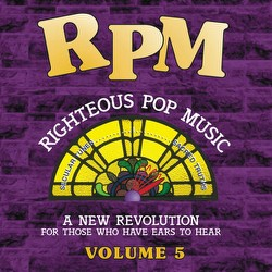 Creative Ministry Solutions Righteous Pop Music CD Volume 5