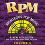 Creative Ministry Solutions <i>Righteous Pop Music CD Volume 5</i>
