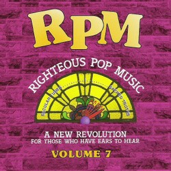 Creative Ministry Solutions Righteous Pop Music CD Volume 7