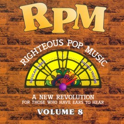Creative Ministry Solutions Righteous Pop Music CD Volume 8