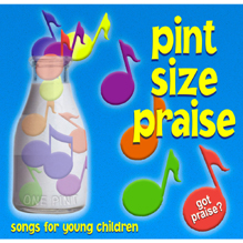 Creative Ministry Solutions Pint Size Praise  CD
