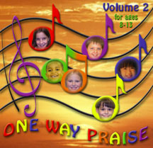 Creative Ministry Solutions One Way Praise  Volume Two CD