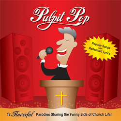 Creative Ministry Solutions Pulpit Pop CD