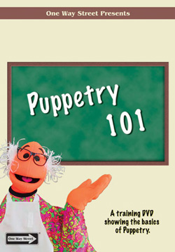 Creative Ministry Solutions Puppetry 101 DVD