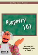 Creative Ministry Solutions <i>Puppetry 101</i> DVD