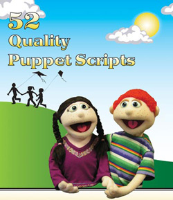 Creative Ministry Solutions 52 Quality Puppet Scripts