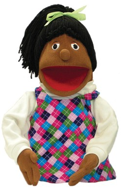 Creative Ministry Solutions Ruthie Rod-Arm Puppet
