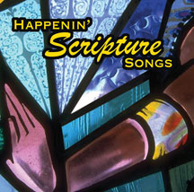 Creative Ministry Solutions Happenin' Scripture Songs   CD