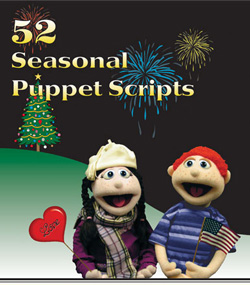 Creative Ministry Solutions 52 Seasonal Puppet Scripts