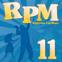 Creative Ministry Solutions Righteous Pop Music CD Volume 11