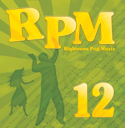 Creative Ministry Solutions Righteous Pop Music CD Volume 12