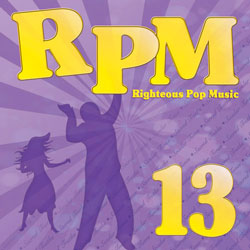 Creative Ministry Solutions Righteous Pop Music CD Volume 13