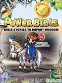 Power Bible <i> Book Five:</i> The Kingdom Becomes Divided