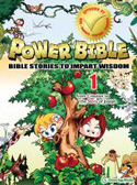Power Bible <i> Book One:</i> Creation to the Story of Joseph