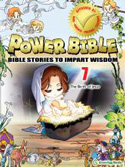 Power Bible <i> Book Seven:</i> The Birth of Jesus