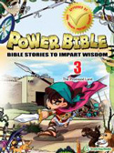 Power Bible <i> Book Three:</i> The Promised Land