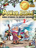 Power Bible <i> Book Two:</i> Moses, Leader of the Israelites