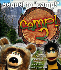 Puppets Inc.  Camp! 2 VBS Kit