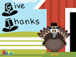 RealFun Give Thanks Curriculum Download